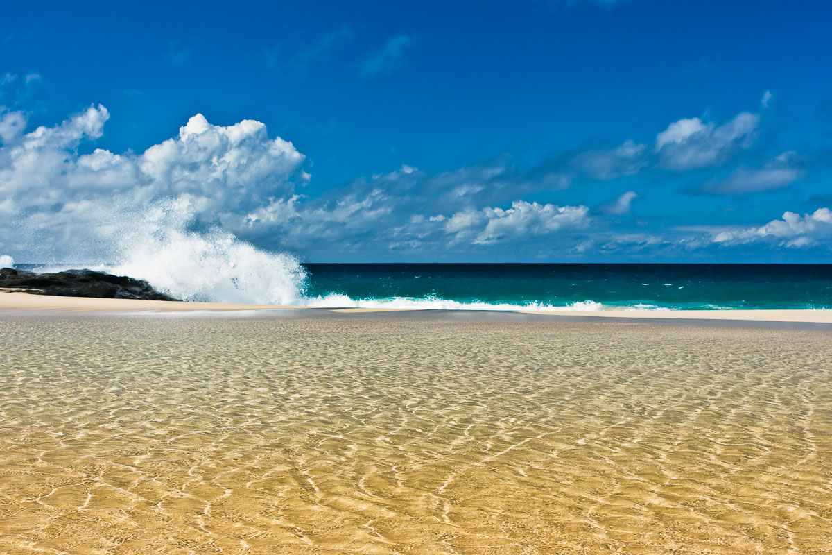 Playa Las Conchas - La Graciosa - Lanzarote