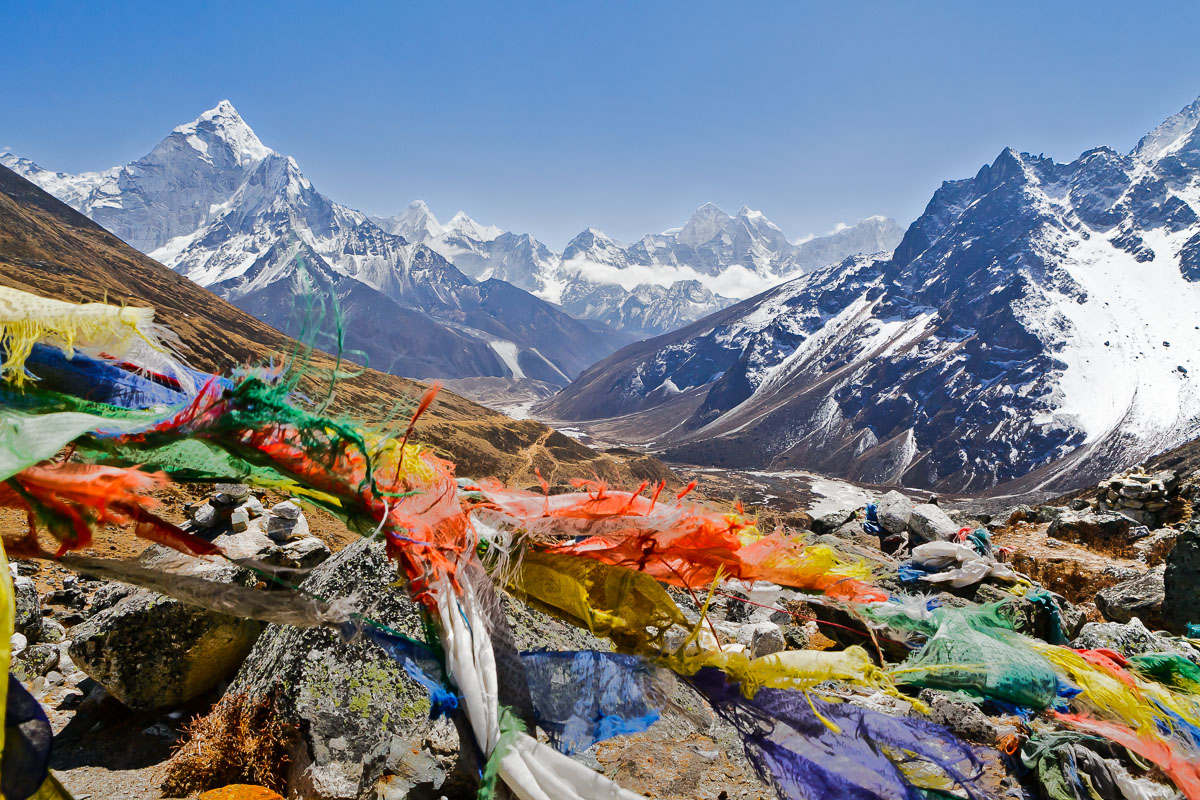 Nepal - Everest Base Camp Trek