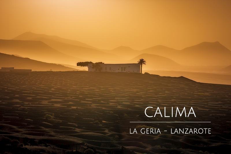Calima – Lanzarote